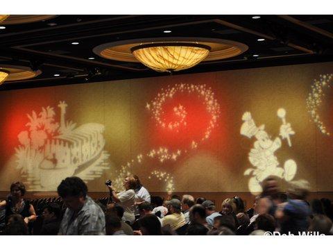 Disneyland Hotel Grand Ballroom