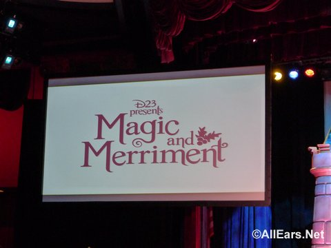 Magic and MerrimentD23