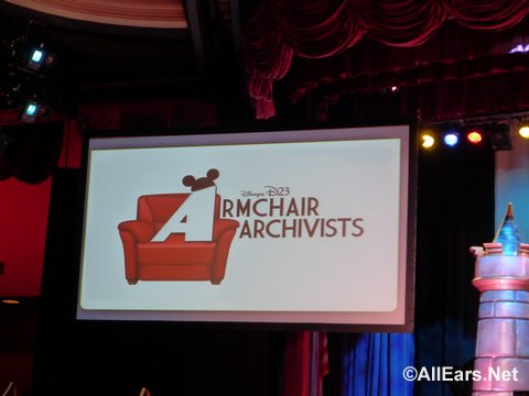 Armchair Archivists D23