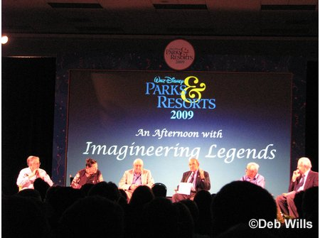 An Afternoon with Imagineering Legends