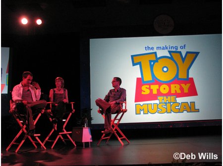The Making of Toy Story the Musical