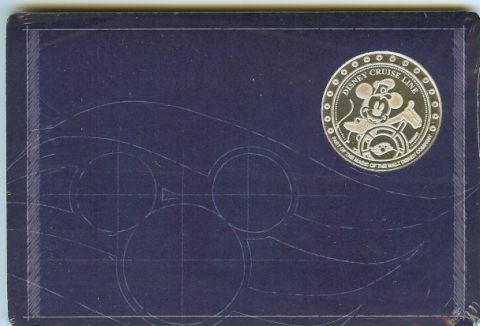 Disney Dream Commemorative Coin