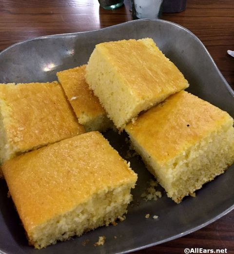 Corn Bread Diamond Horseshoe Magic Kingdom