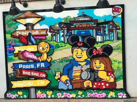 Disney Parks Legos