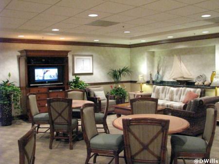 Paradise Pier Concierge Lounge