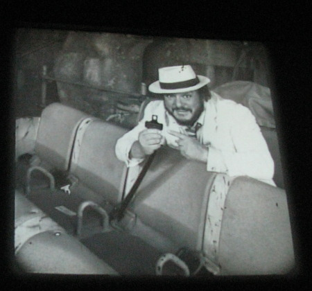 Indiana Jones in Adventureland at Disneyland