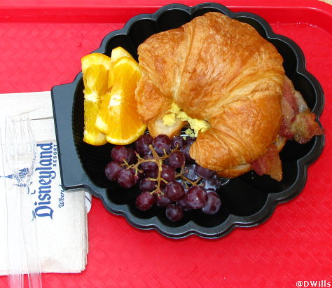 Breakfast Sandwich - Pacific Wharf Cafe