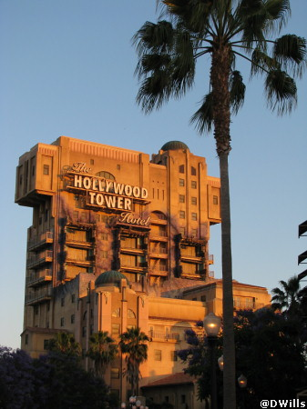 Tower of Terror in Disney's California Adventure
