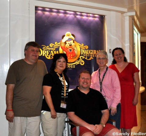 The AllEars Disney Dream Podcast Crew