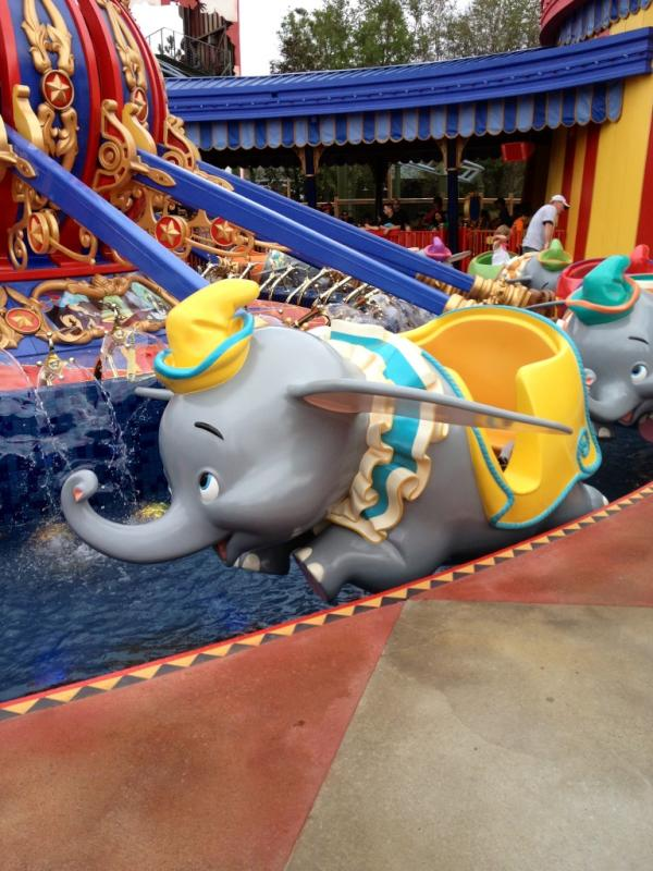 Fantasyland Expansion Dumbo