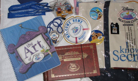 Disney Vacation Club Calendar, Log Book, Magnet Buttons-