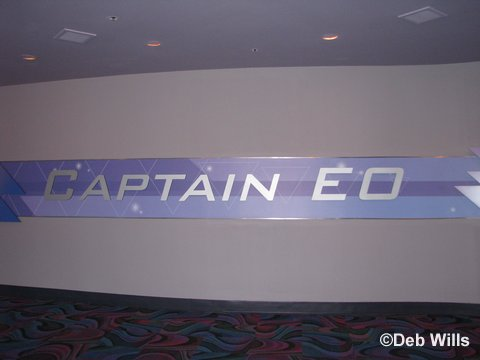 Captain EO - Epcot