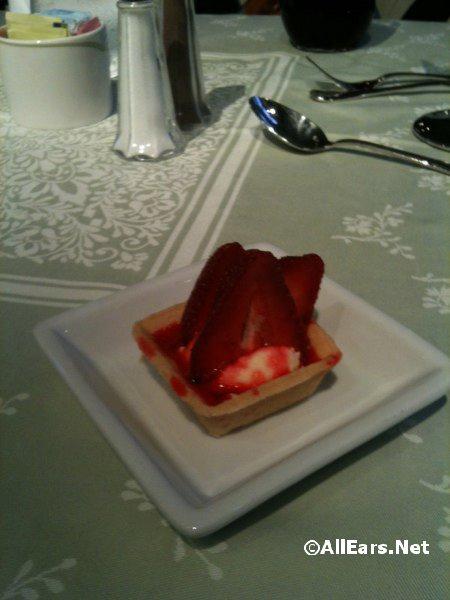DMK's dessert