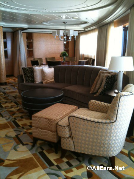 Roy O Disney suite