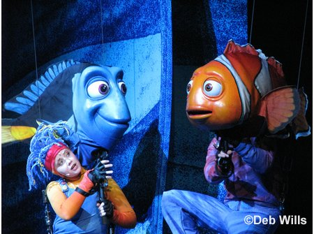 Animal Kingdom Finding Nemo the Musical