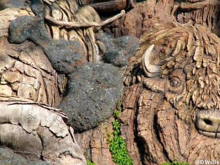 Hidden Mickey Tree of Life