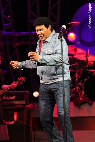 Flower and Fireworks Celebration Chubby Checker
