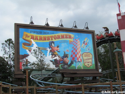 Fantasyland Expansion Storybook Circus