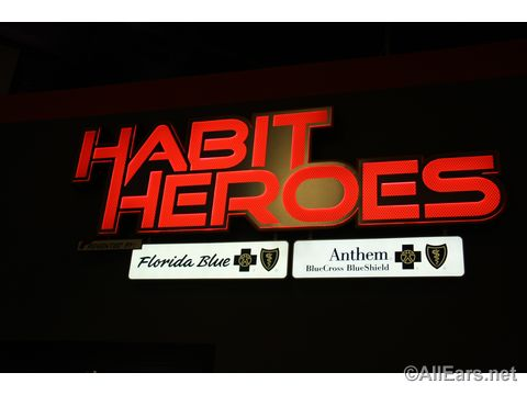 Habit Heroes Epcot's Innoventions