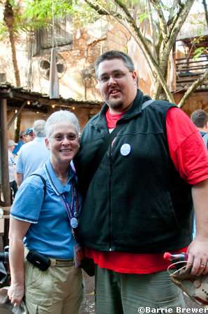 AllEars Animal Kingdom Meet and Greet
