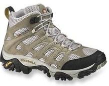 Deb's Merrell Moab Ventilator Hiking Boots