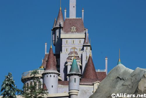 Beast's Castle Magic Kingdom