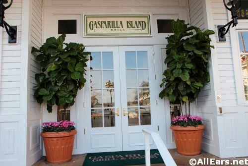 Gasparilla Island Grill Grand Floridian