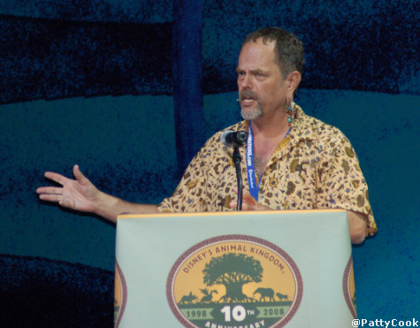 Joe Rohde talks about Animal Kingdom's Beginnings