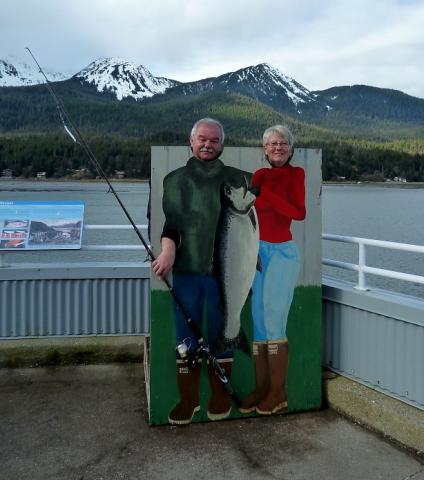 Disney Wonder Juneau Alaska Maccaulay Salmon Hatchery