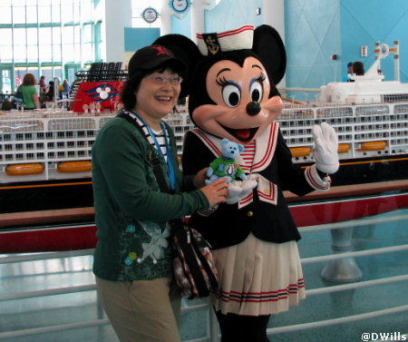 Masayo and MInnie