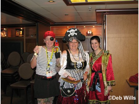 MouseFest Cruise Pirates