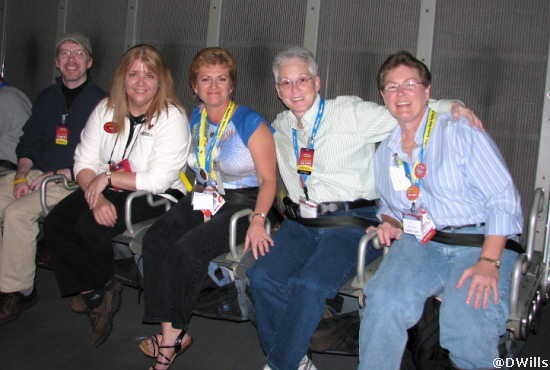 Chris, Beci, Debbie, Deb, and Linda