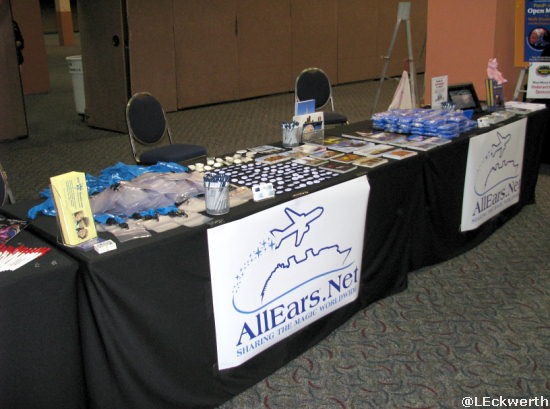 All Ears Table at MegaMouseMeet