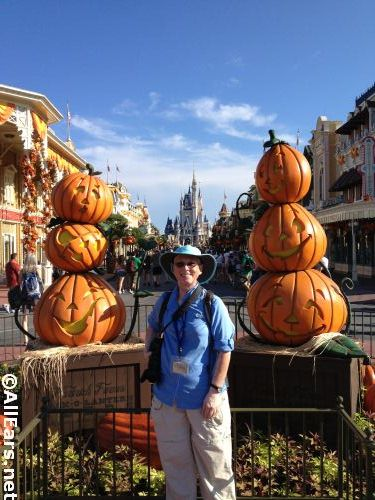 Magic Kingdom Walk About
