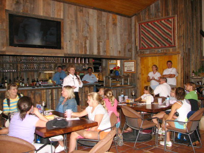 Orientation at Red Cliffs Lodge