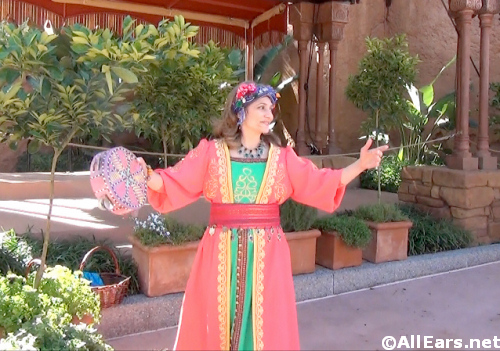 Epcot's Holidays Around the World Morocco Celebrations
