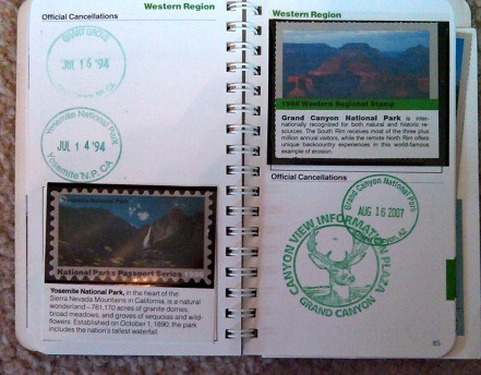 Passport to National Parks