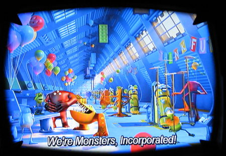 Monsters Inc Comedy Club