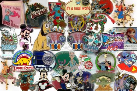 Pin Palooza Collectables TODAY at 1pm ET