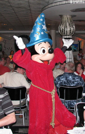 Sorcerer Mickey in Animators Palate