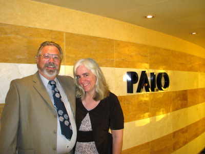 Gary and Karen at Palo