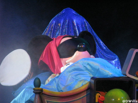 When Mickey Dreams Disney Magic Theatre Show