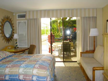 Paradise Pier Room