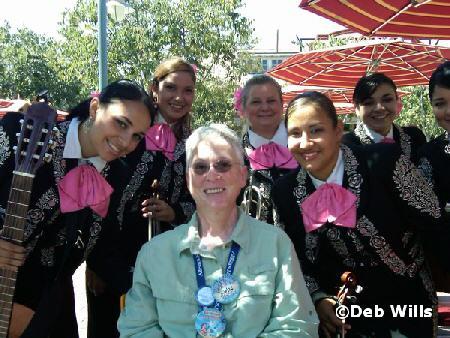 Deb and the Mariachi Divas
