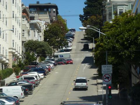 Sausalito and San Fran