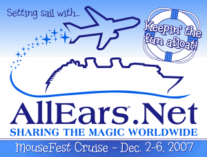 All Ears MouseFest Cruise Logo