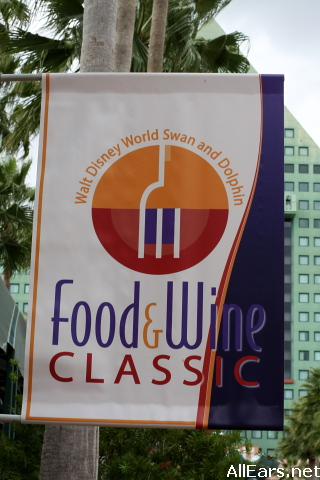 Walt Disney World Swan and Dolphin Food and Wine Classic