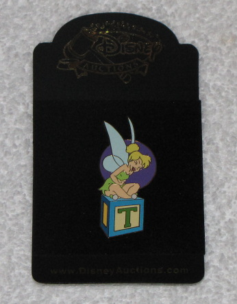 Tinker Bell Laughing from the Disney Auctions