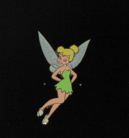 Tinker Bell Hovering from Disney Auctions.