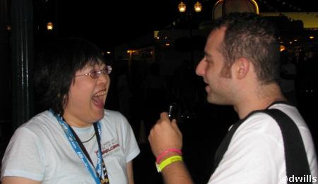 Matt Hochberg interviews Masayo Kano